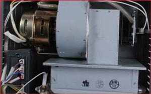 电压过高会烧燃气热水器哪个部件图片