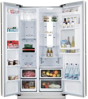 645l 双开门冰箱